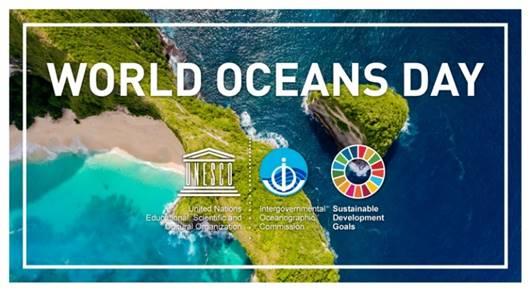 """08-06-2019:  Ngày Đại Dương Thế Giới 2019  """"Giới tính và đại dương"""""""