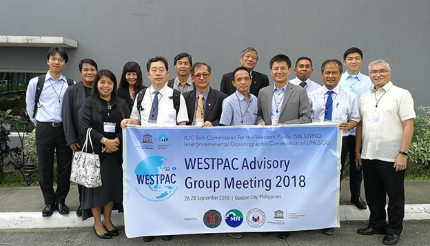 WESTPAC Advisory Group Meeting 2018