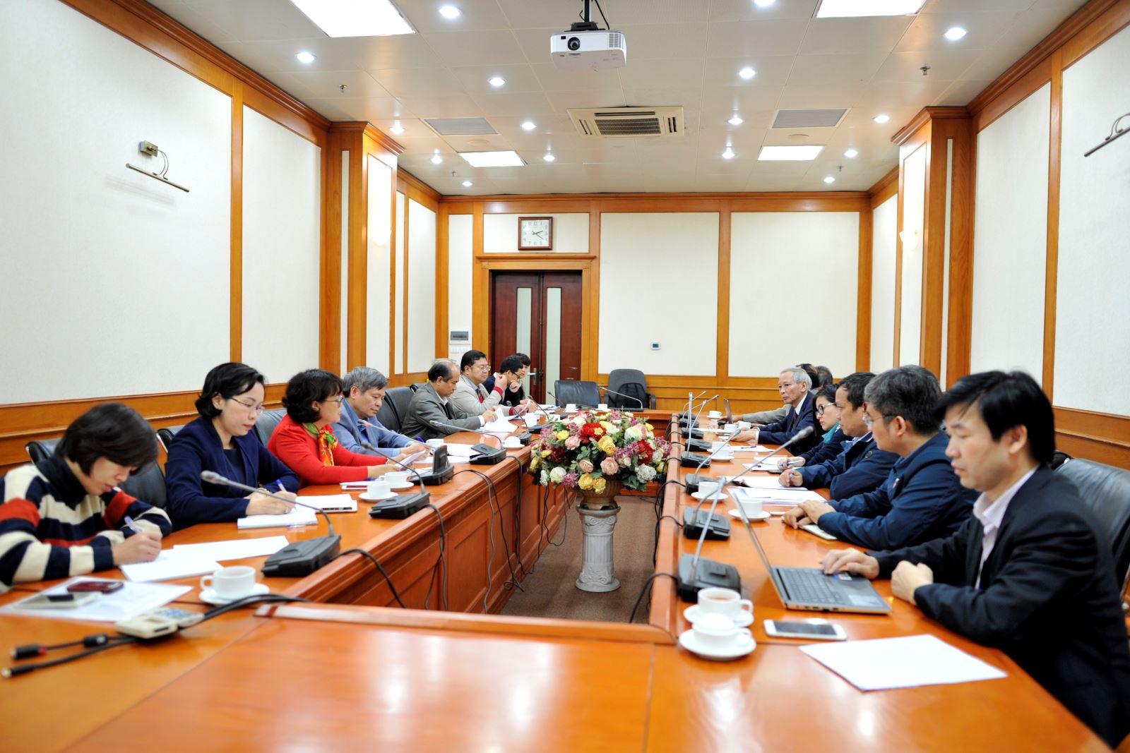 Tiểu ban Khoa học Tự nhiên, Ủy ban Quốc gia UNESCO Việt Nam tổng kết hoạt động năm 2018 và phương hướng nhiệm vụ năm 2019