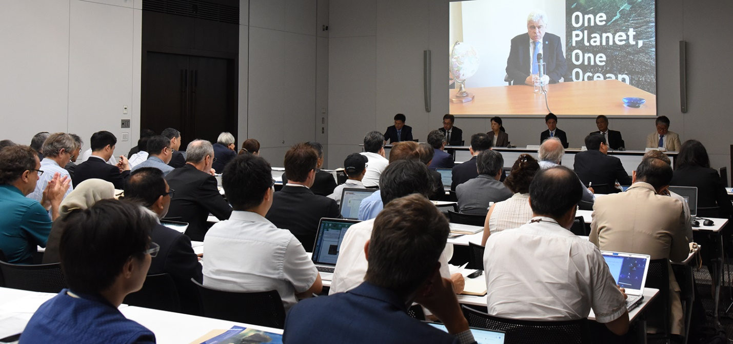 UN Ocean Science Decade Regional Planning Workshop (RPW) for the North Pacific and Western Pacific Marginal Seas (RPW-NPWPMS) in Tokyo, 31/07 – 02/08/2019