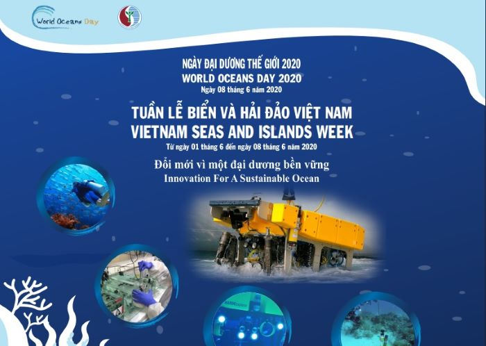 The World Oceans Day 2020, Vietnam Sea and Island Week celebrated from June 1-8